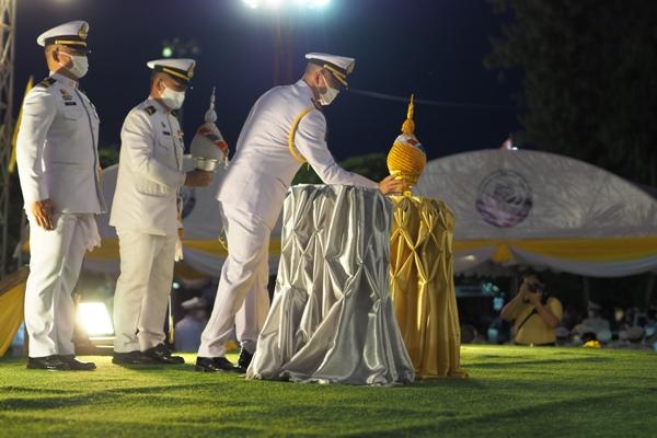 กองบิน ๒๑ ร่วมกิจกรรมเนื่องในโอกาสวันเฉลิมพระชนมพรรษา พระบาทสมเด็จพระวชิรเกล้าเจ้าอยู่หัว ประจำปีพุทธศักราช ๒๕๖๓